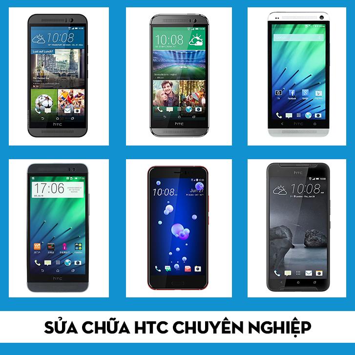 thay màn hình HTC 10 evo