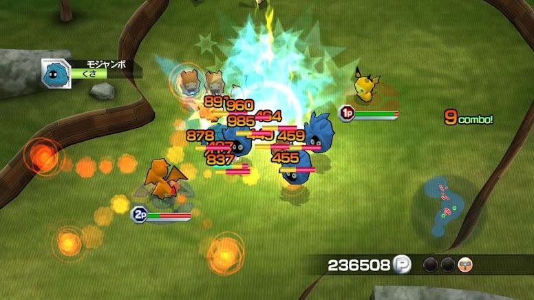 Pokémon Rumble Wii Ware