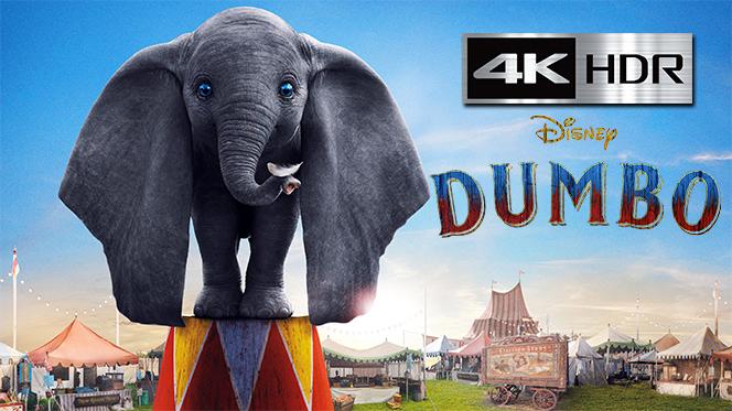 Dumbo (2019) REMUX 4K UHD [HDR] Latino-Ingles