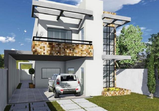 Plano de casa de 237 m2 planos de casas gratis y for Casa moderna de 50 m2