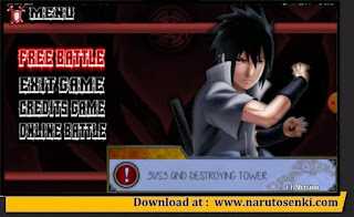 Naruto Senki Chronicle of War Mod