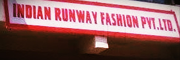 URGENT RECUIRMENT IN INDIAN RUNWAY FASHION PRIVATE LIMITED IN PUNE