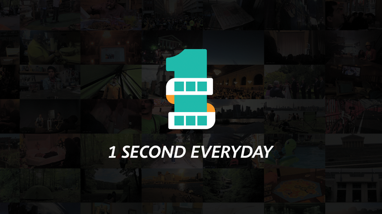 Preserving One Second Everyday