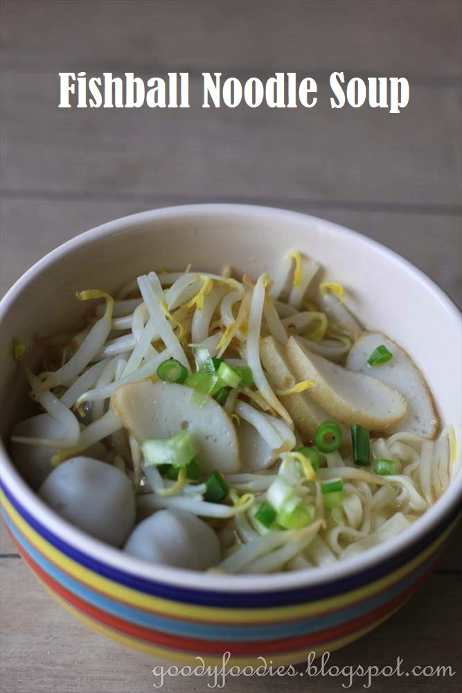 How To Cook Yellow Noodles Soup