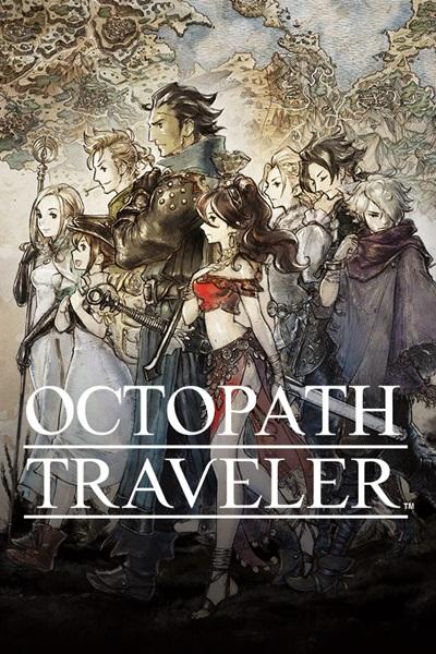 โหลดเกมส์ OCTOPATH TRAVELER