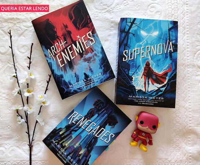 5 séries de livros para 2020