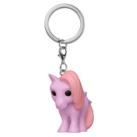 Funko POP! My Little Pony Cotton Candy Keychain
