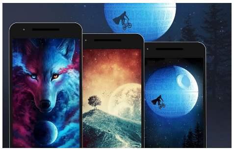 Aplikasi Wallpaper Terbaik dan Terbaru