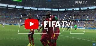 رابط قناة FIFA على اليوتيوب الناقلة لمباريات تصفيات كأس العالم 2022