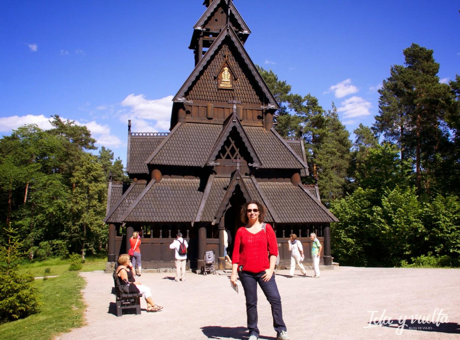 Iglesia de Gol