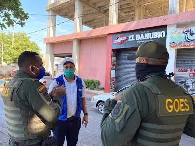 """""""Total calma en Riohacha en las primeras 24 horas de aislamiento obligatorio preventivo"""""""