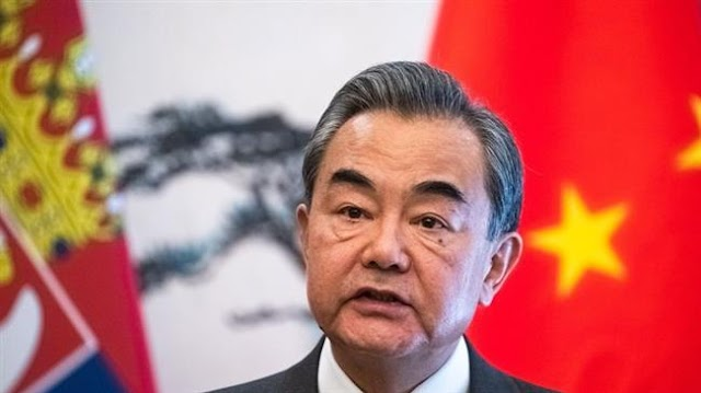 China says 'open' to international efforts to identify coronavirus source: Chinese Foreign Minister Wang Yi