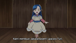 Honzuki no Gekokujou: Shisho ni Naru Tame ni wa Shudan wo Erandeiraremasen Episode 11 Subtitle Indonesia