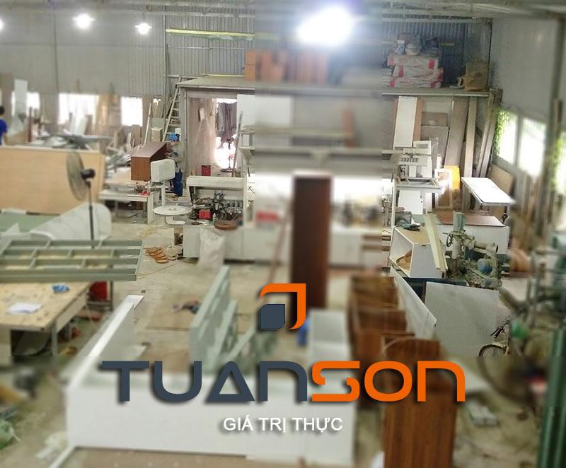 Xưởng gỗ Tuấn Sơn