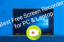 Best Free Screen Recorder for PC