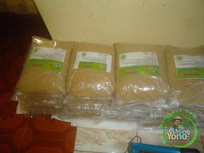 Petani Subang, Jabar   Pembeli Benih Padi TRISAKTI 75 HST Panen   sebanyak 20 Kg atau 4 Bungkus