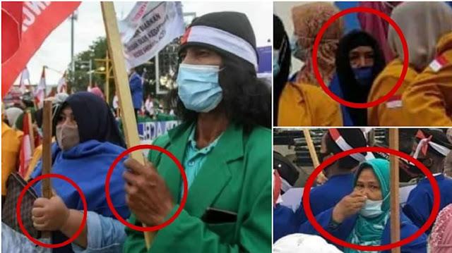 Heboh 'Mahasiswa Siluman' Tolak Ha6ib Ri2ieq di Aceh, Netizen: Ingat Umur Bu...