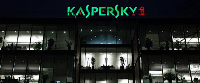 EUA boicota a compra e o uso de software da Kaspersky Labs