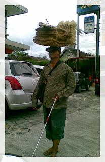Penjual Sapu