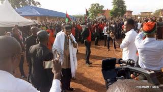 "Nigerian Military declares IPOB ""terrorist organisation"""