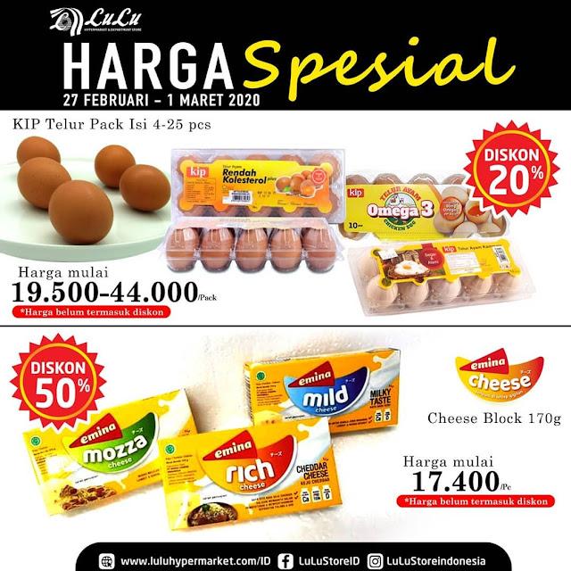 #LuLuStore - #Promo Harga Spesial Periode 27 Feb - 01 Mar 2020