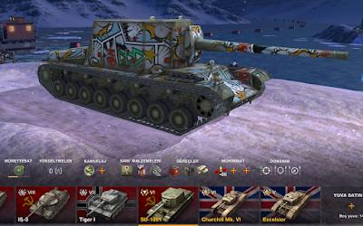 SU-100Y (Premium Tank)