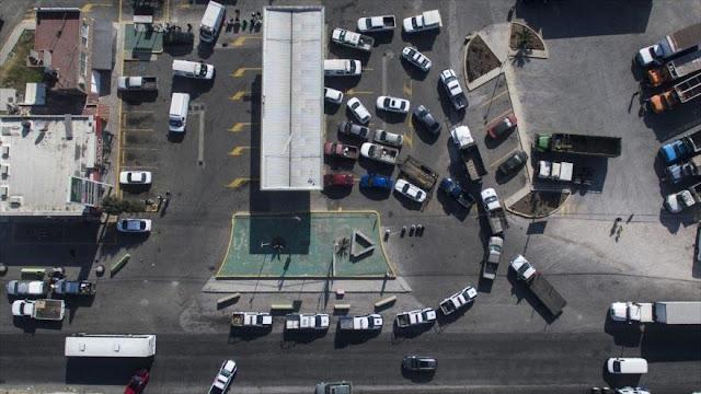 Pánico en México por escasez de gasolina