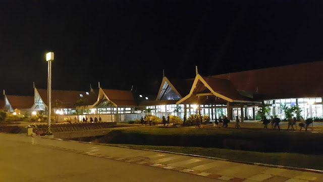How to travel from Siem Reap International Airport to Town Center