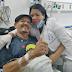 """Jerry Vargas """"El Nazareno"""" en cuidados intensivos en clínica Cruz Jimián"""