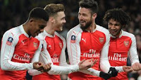 Hull City vs Arsenal 0-4 Video Gol & Highlights - FA Cup