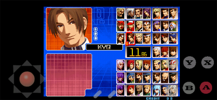 King of Fighters 2002 android