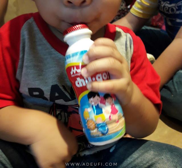 susu cair anak morinaga chil*go! untuk daya tahan tubuh anak
