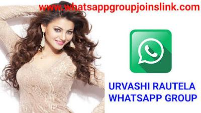 Urvashi Rautela Fans Whatsapp Group Link