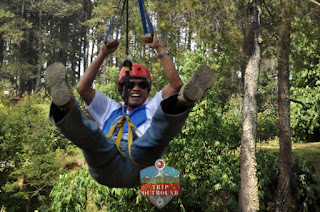 Flying Fox Outbound Lembang