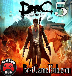 Devil May Cry 5 Compressed PC Game Free Download