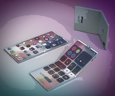 folded phones