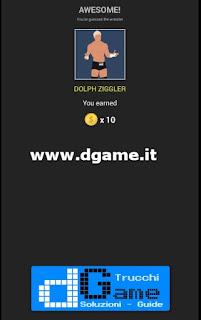 Soluzioni Icontrivia : Wrestlers livello 65