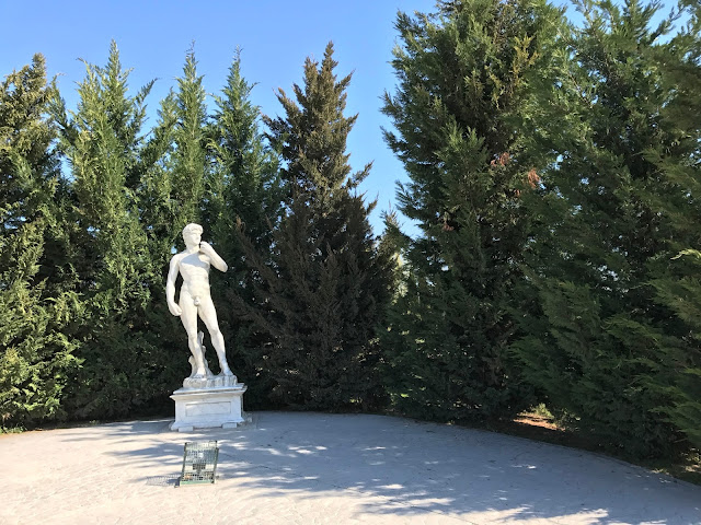 Parque europa, Madrid