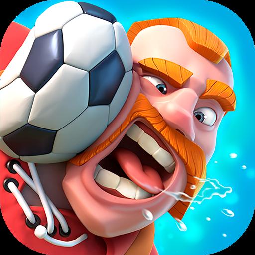 تحميل لعبة Soccer Royale 2018, The Ultimate Football Clash! v1.0.2 مهكرة وكاملة للاندرويد أموال وجواهر لا تنتهي