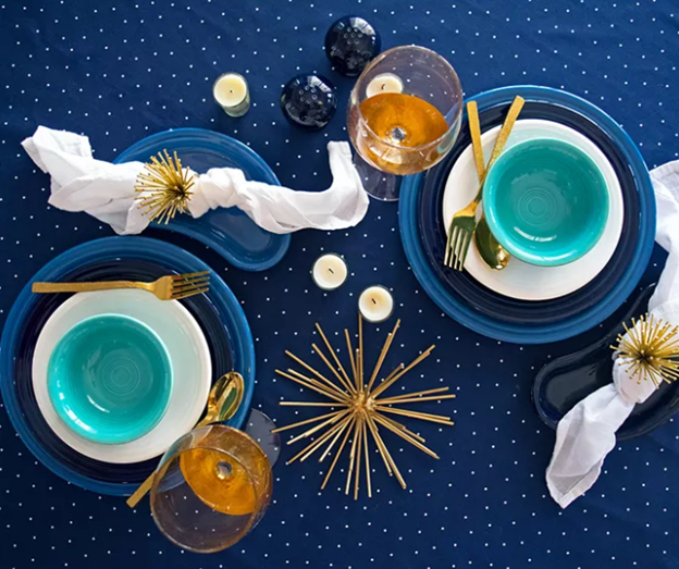 Fiesta Blues Dinnerware