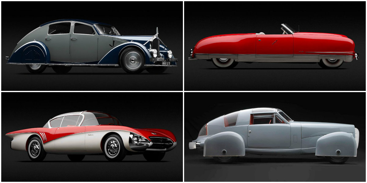 Here Are 15 of the Strangest Cars Ever Designed in History