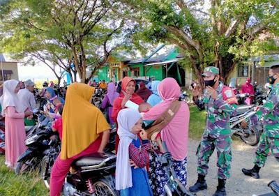 Kontribusi TNI Selalu Siap Siaga Untuk Rakyat