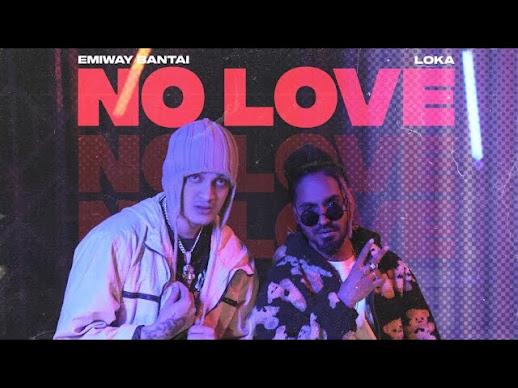 EMIWAY X LOKA - NO LOVE SONG LYRICS   (PROD. AAKASH) Lyrics Planet