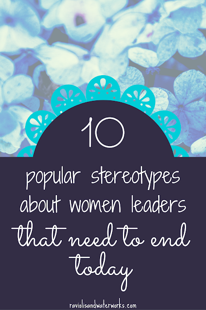 stereotypes about professional women;