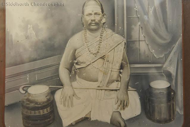 Guru Manpundiya Pillai Dakshinamurthy Pillai Samadhi