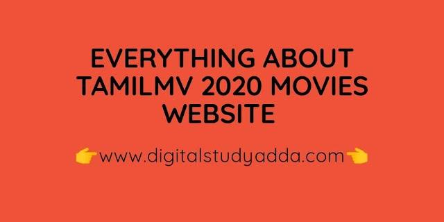 TamilMV 2020 New Link - Download Latest Tamil, Telugu, Malayalam, South Movies