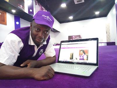 Segun Arinze Becomes Give 'N' Take Lottery Game Show