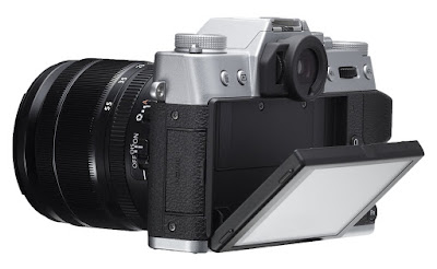 Digital Camera Review Fujifilm X-T10 top digital cameras