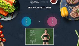 8 week custom keto diet plan reviews