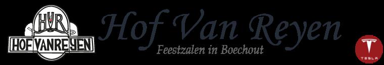 Hof van Reyen | Uw favoriete feestzaal in Antwerpen - Boechout